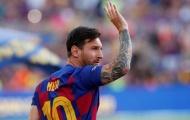 Valverde chốt khả năng ra sân của Messi ở trận khai màn La Liga
