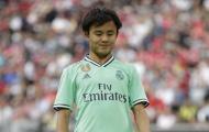 'Messi Nhật Bản' bất ngờ từ chối gia nhập kế hoạch đường dài của Real