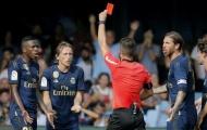 Dính thẻ đỏ trực tiếp đầu tiên trong sự nghiệp, Modric phá vỡ im lặng!