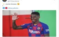 SỐC! Vì một lý do, Barca gửi đến Betis lời xin lỗi chân thành sau trận đấu