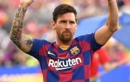 'Cậu ấy trở lại, Barca sẽ trở lại quỹ đạo vốn có'