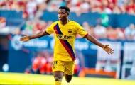 Thi đấu nỗ lực, tài năng La Masia được Messi 'tưởng thưởng' xứng đáng