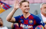 Nhìn De Jong làm khổ tuyển Đức, NHM Barca biết trách ai bây giờ đây?