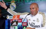 Đây, phản ứng của Zidane khi Bale gọi bản thân là vật tế thần tại Real