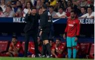 NÓNG! Simeone phản ứng cực gắt trên sân vì một câu nói của Ramos