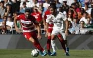 Lập công bằng siêu phẩm lốp bóng, Hazard gây chấn động Bernabeu