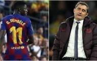 LĐBĐ TBN xuống tay, 'nỗi thất vọng' của Barca khỏi mơ El Clasico