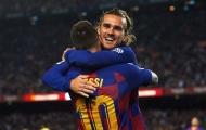 Bị đồn cho Griezmann 'ra rìa', Messi nói 1 câu khiến truyền thông im tiếng
