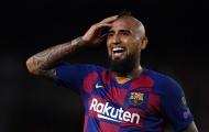 Vidal: 'Câu trả lời xác đáng' cho tuyến giữa Barcelona
