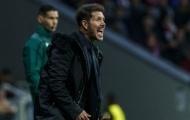 Thắng trận, Simeone vẫn phải thừa nhận 'sự thật phũ phàng' về đối thủ
