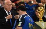Messi: 'Tôi rất muốn vô địch World Cup nhưng...'
