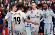 Sau Bale, Zidane quyết 'tống cổ' ngôi sao này khỏi Bernabeu