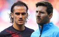 NÓNG! Pique lên tiếng, phơi bày mối quan hệ giữa Messi và Griezmann