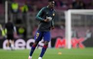 Thế chân Aubameyang, Arsenal đưa 'kẻ thất sủng triệu đô' của Barca vào tầm ngắm