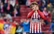 Griezmann đã ghi được bao nhiêu bàn vào lưới Atletico Madrid?