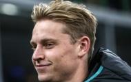 Chơi đòn tâm lý, De Jong khiến Real nhức nhối với nỗi đau UCL