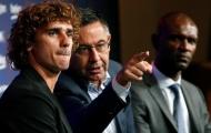 Griezmann: 'Đó là điều tôi cảm thấy khắc khoải nhất tại Atletico'