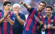 Casemiro: 'Bên cạnh Messi, cầu thủ đó là nhân tố quan trọng nhất Barca!'