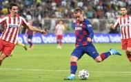 Thua trận, Griezmann chỉ ra lý do khiến Barca 'gãy ở phút cuối'