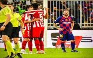 Thất bại trước Atletico, Messi gửi 'lời răn đe' nghiêm khắc đến tập thể Barca