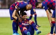 'Chữa cháy' vụ Suarez, Barca phải thay đổi cả kế hoạch của mùa Đông