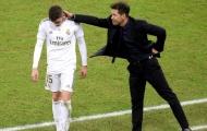 Thua trận, Simeone bực tức chỉ ra 'thủ phạm' cướp đi bàn thắng của Atletico