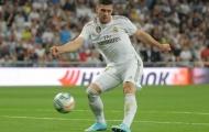 'Tịt ngòi' sau 22 trận, tân binh Real vẫn được Zidane tấm tắc khen ngợi