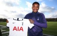 Tân binh Tottenham 'bị cướp trắng trợn' trước khi nhập hội cùng Mourinho