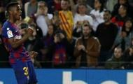 Messi 'dâng đến tận răng', thần đồng Barca 'chỉ còn biết' lập kỷ lục khủng