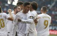 Đây, chân dung ông hoàng khu trung tuyến Real Madrid