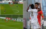 Sao Real Madrid bị cấm đá El Clasico vì 'ăn mừng' bàn thắng
