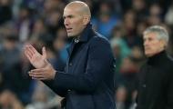 Đưa Real lên đỉnh, Zidane vẫn phải 'đội nón ra đi' vì một cái tên