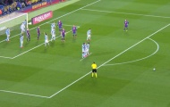 Sociedad tìm ra 'binh pháp' hóa giải Messi sút phạt