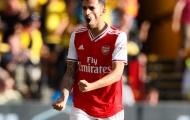 Dứt áo rời Arsenal, Ceballos được 'Gã khổng lồ Serie A' trải thảm đỏ