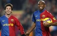 Messi: 'Nhờ huyền thoại đó, sự nghiệp của tôi đã bước sang trang mới'