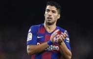 Thăng hoa tột bậc, Luis Suarez trở thành 'số một' tại Barca