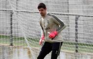 Sao Real tiết lộ cách các cầu thủ giữ an toàn trên sân tập
