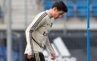 Cơ hội nào cho James Rodriguez khi La Liga trở lại?