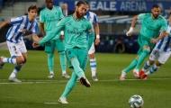 Zidane lên tiếng, đòi lại công bằng cho Sergio Ramos