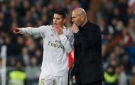 James: 'Cực chẳng đã tôi mới phải tiếp tục thi đấu cho Real'