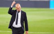 Chạm trán Granada, Zidane chỉ có một số 9 thực thụ
