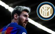 Thừa nước đục thả câu, Inter sẵn sàng đưa Messi về Milan