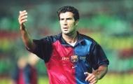 Từ Figo đến Griezmann: 10 chủ nhân gần nhất của chiếc áo số 7 Barca