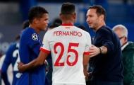 Lampard lên tiếng, cập nhật tình hình chấn thương của Thiago Silva