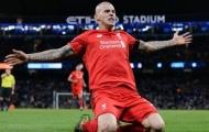 Liverpool chính thức chia tay Skrtel