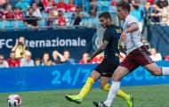 Chủ tịch một đằng, Mancini một nẻo vụ Icardi