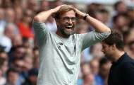 Klopp nói gì sau trận hòa trên sân Tottenham?