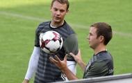 Neuer trở thành đội trưởng tuyển Đức