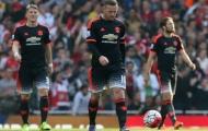 Mourinho là dấu chấm hết cho các 'cựu binh' ở Old Trafford
