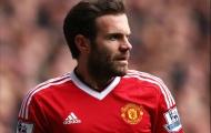 Juan Mata lần đầu lên tiếng về tương lai ở Man United